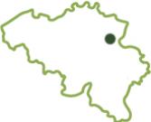 carte de Belgique