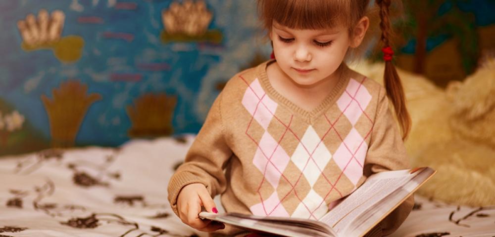 enfant, livre
