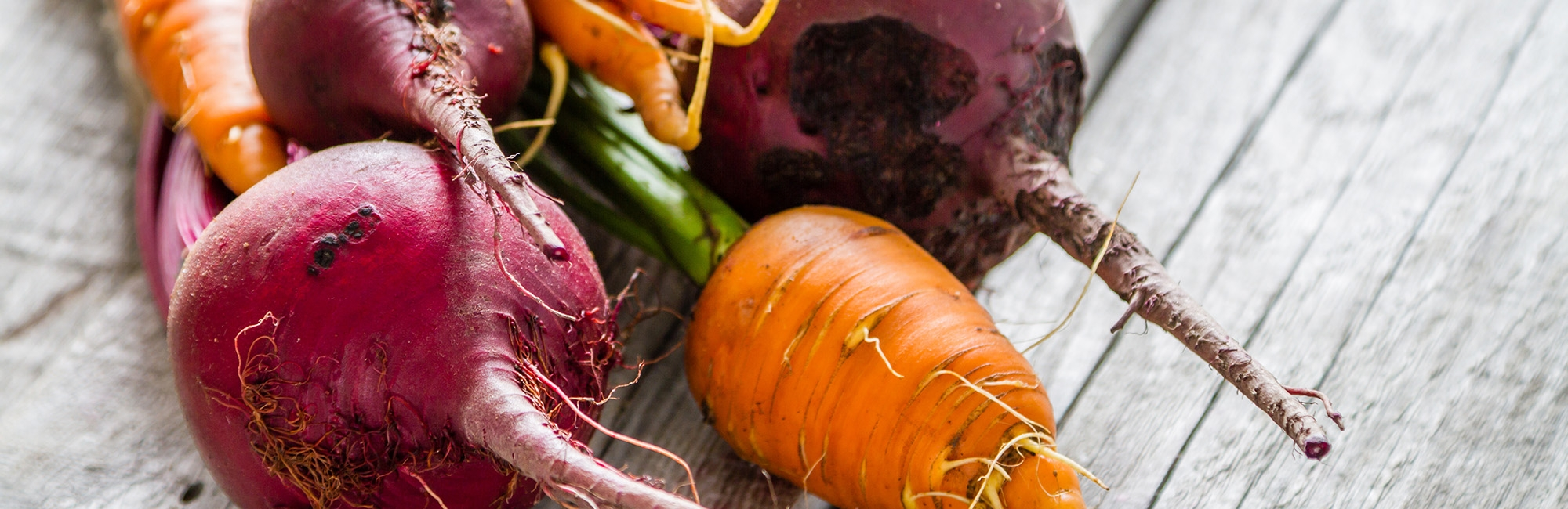 De winter is ook (en vooral) het groenteseizoen bij uitstek