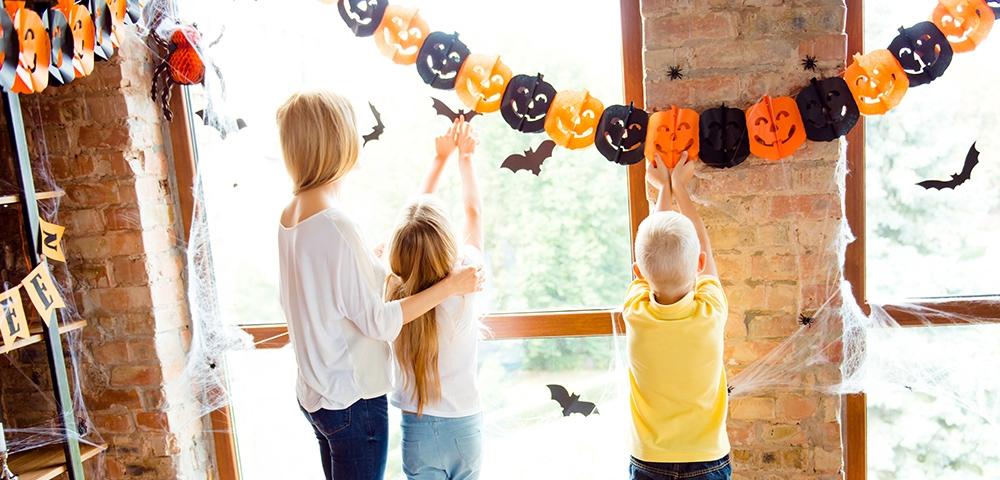 Halloween : faites frissonner petits et grands