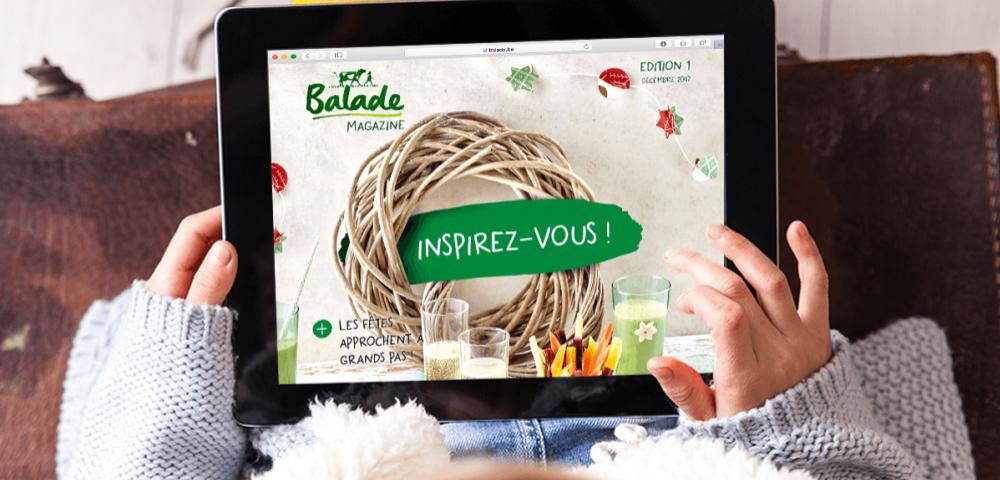 e-Magazine Balade