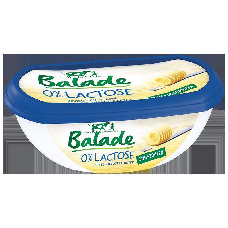 melk, boter, zonder lactose