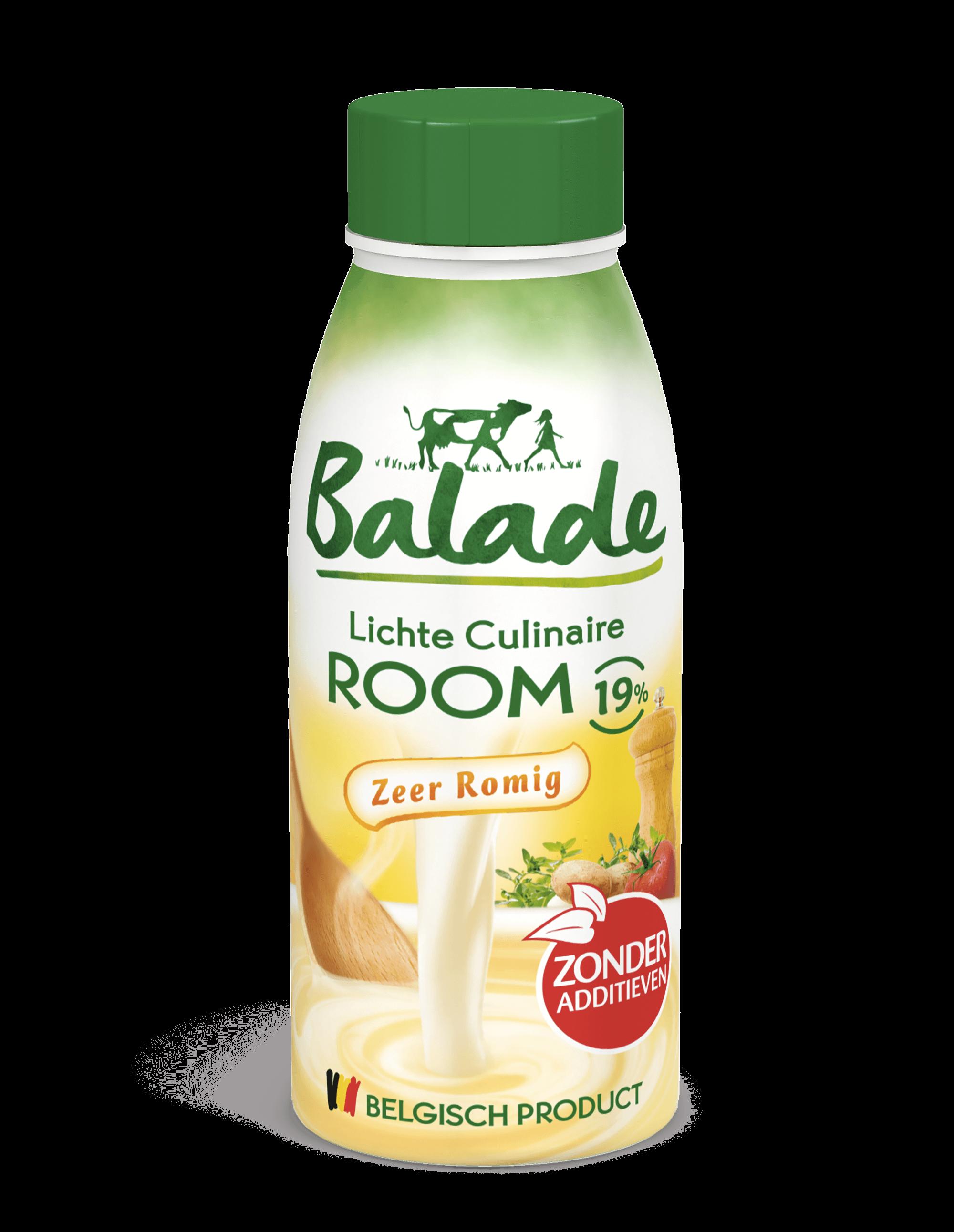 melk, room, zonder additieven
