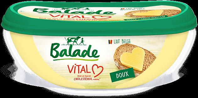 Le beurre bon pour le cœur!