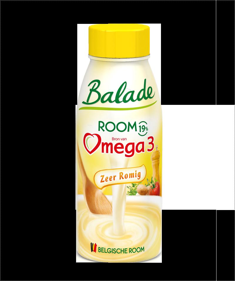 De lichte room … bron van Omega 3