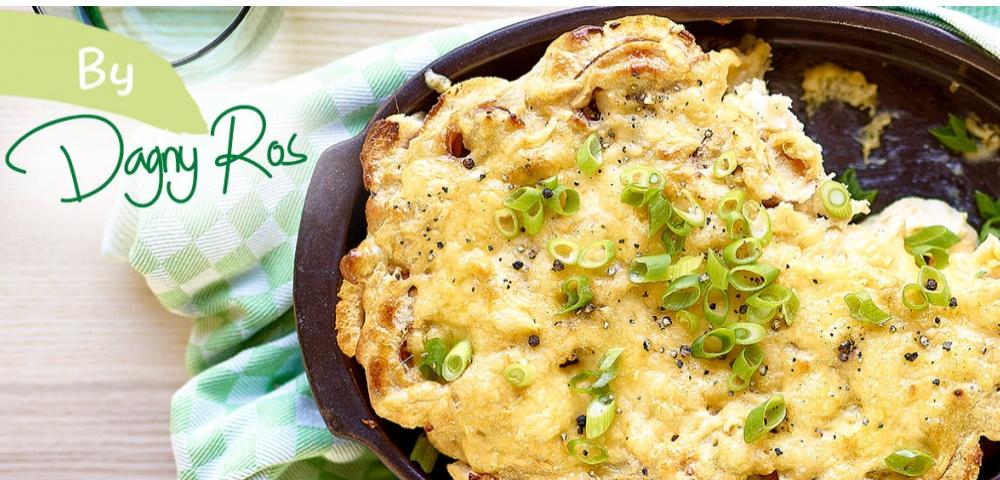 pain, beurre, fromage, asperge, vinaigrette, les rondelles de cébettes
