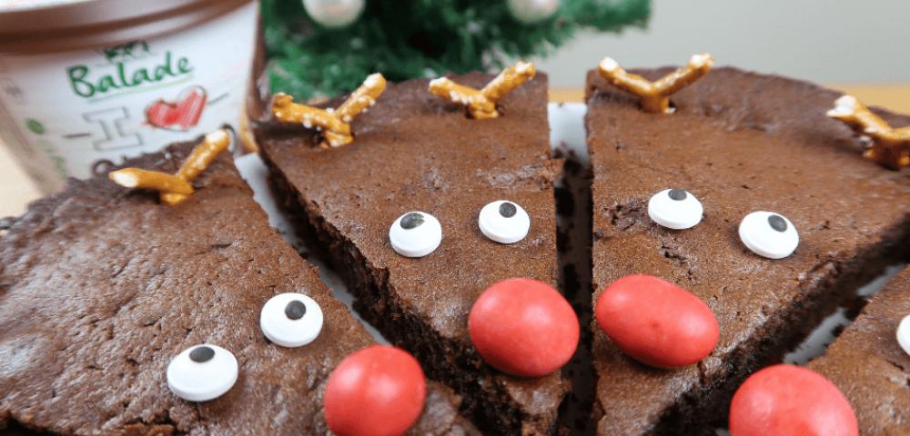 Rudolphe, le Choco Brownie