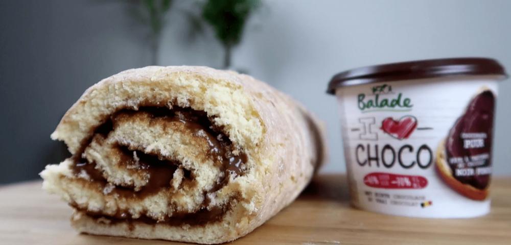 Choco Cake Roll